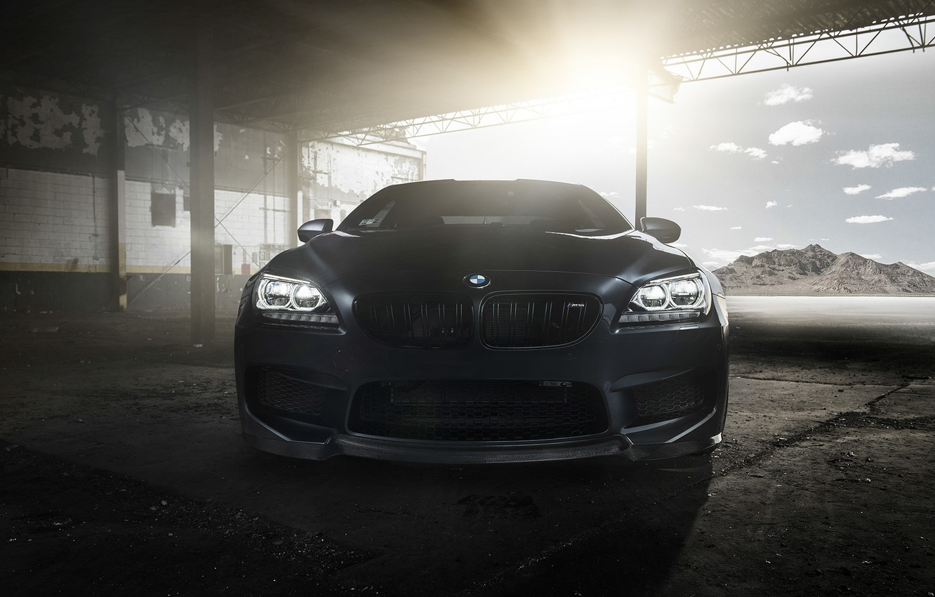 Photo wallpaper black, tuning, BMW, BMW, before, black, Coupe, tuning, F13