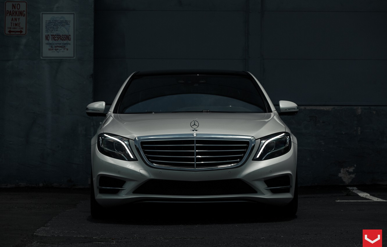 Photo wallpaper mercedes, s class, W222