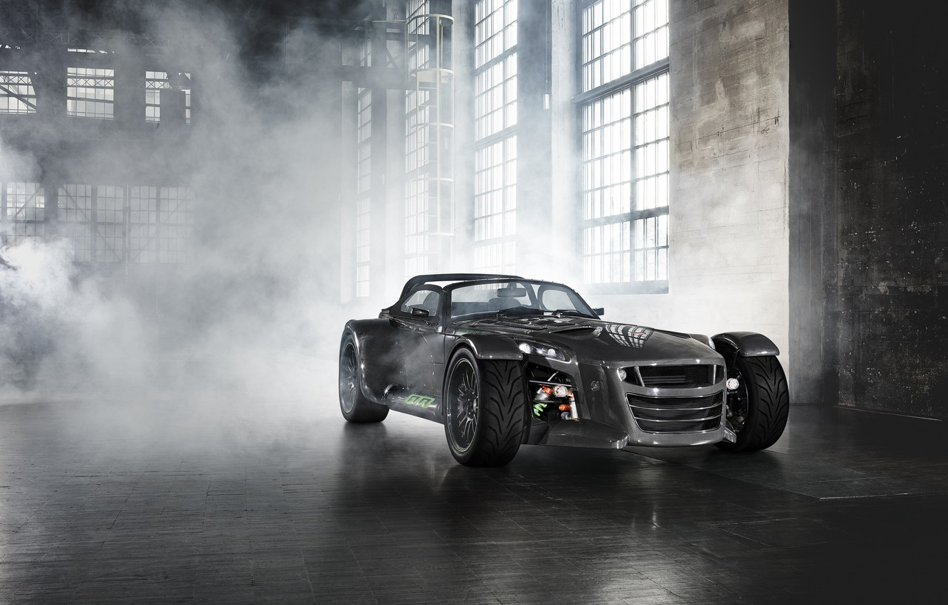 Photo wallpaper GTO, 2015, Donkervoort, Bare Naked Carbon