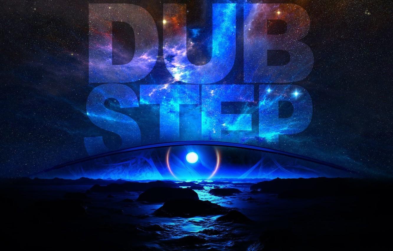Photo wallpaper stars, dub, step, DUBSTEP