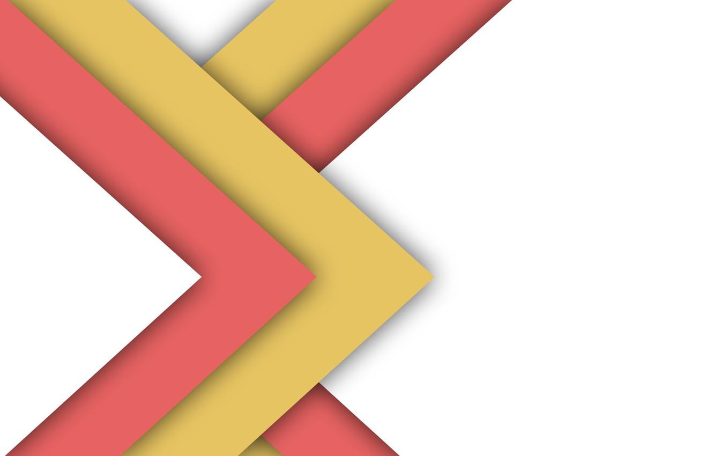 Wallpaper White Line Orange Geometry Design Color Material Images For Desktop Section Abstrakcii Download