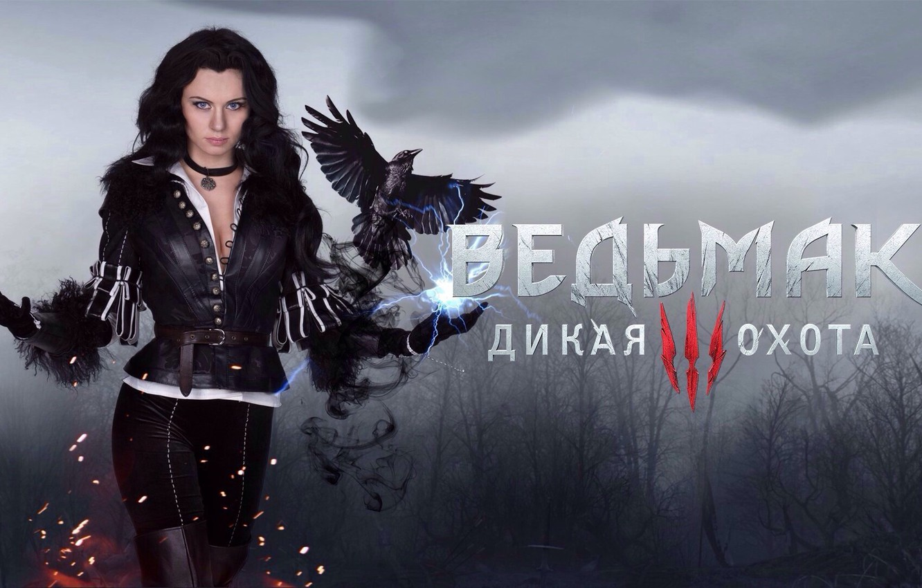 Wallpaper Girl The Witcher Cosplay The Witcher 3 Wild