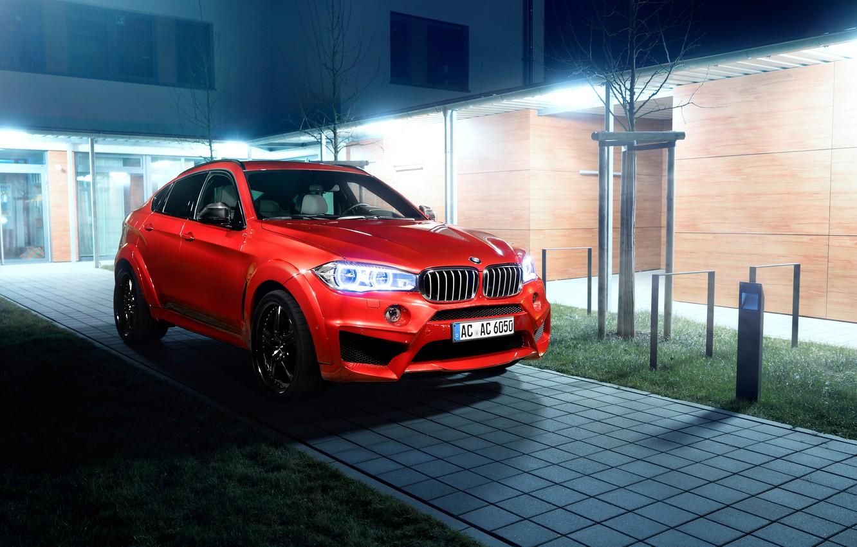 Photo wallpaper BMW, BMW, AC Schnitzer, F16
