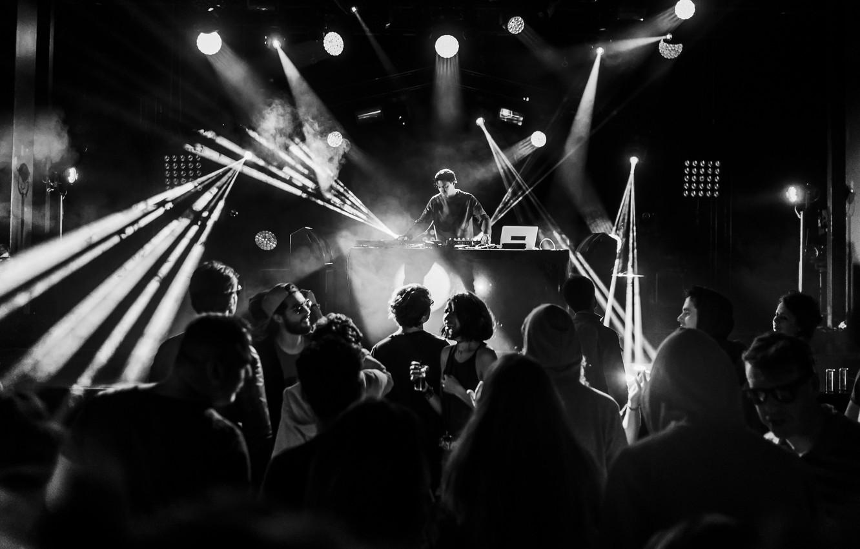wallpaper lights people globes eletronic music disc jockey dj