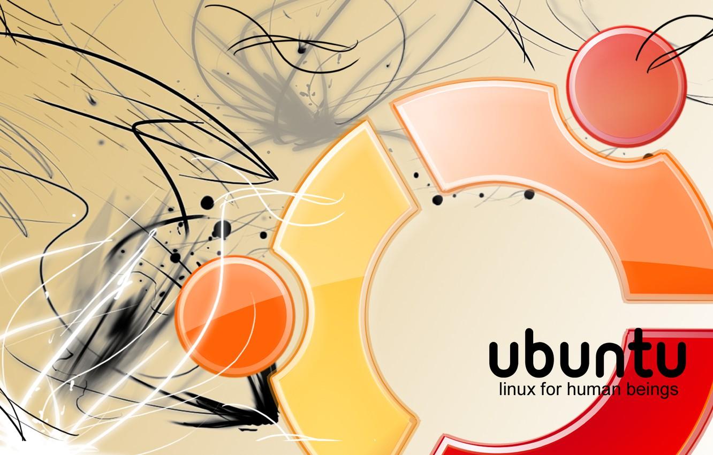 Photo wallpaper Linux, Debian, Ubuntu, operating system