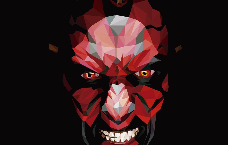 Wallpaper Star Wars Darth Maul Darth Maul Star Wars Images For