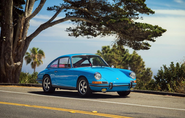 Photo wallpaper coupe, 911, Porsche, Porsche, Coupe, 1967, 901