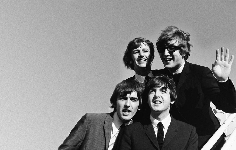 Photo wallpaper music, rock, the Beatles, beatls