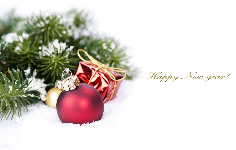 Photo wallpaper balls, decoration, holiday, New Year, Christmas, Christmas, New Year
