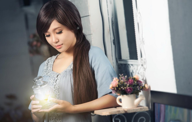 Азиатки в возрасте фото