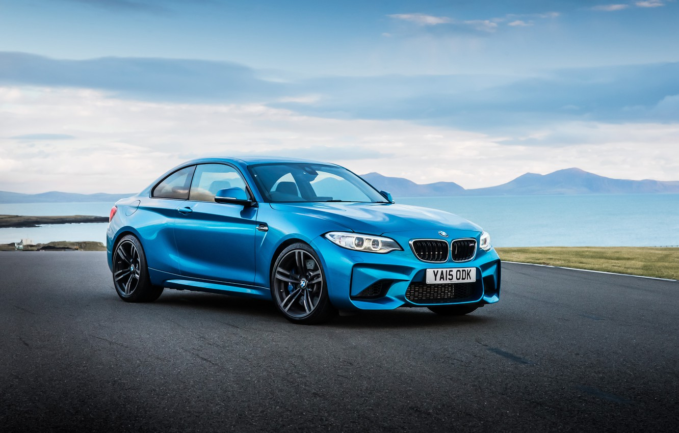 Photo wallpaper BMW, coupe, BMW, Coupe, F87