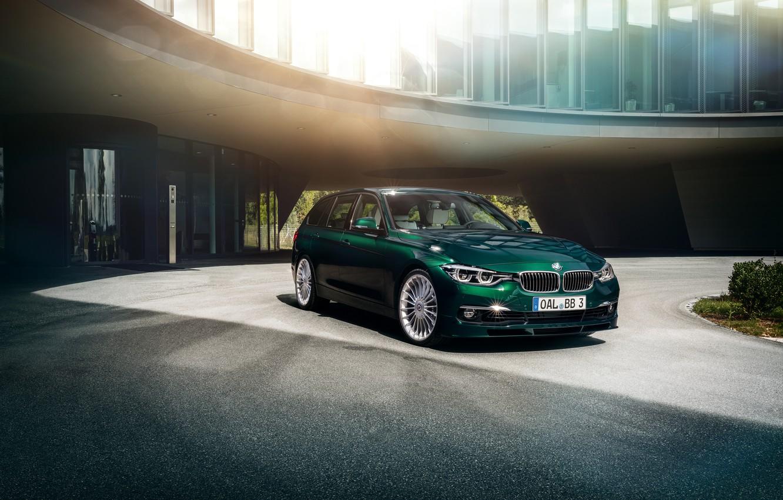 Photo wallpaper BMW, BMW, universal, Alpina, F31, 2015, 3-Series