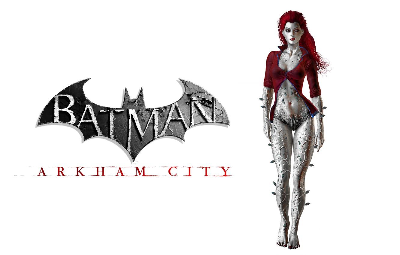 Wallpaper Girl Fantasy Game Batman Arkham City Batman Arkham