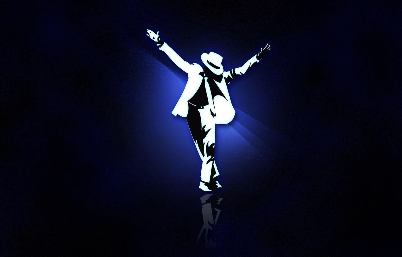 Photo wallpaper style, desktop, Michael Jackson
