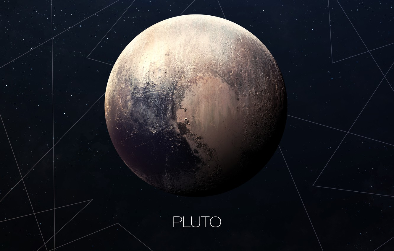 Wallpaper Planet Pluto Solar System Images For Desktop Section Kosmos Download