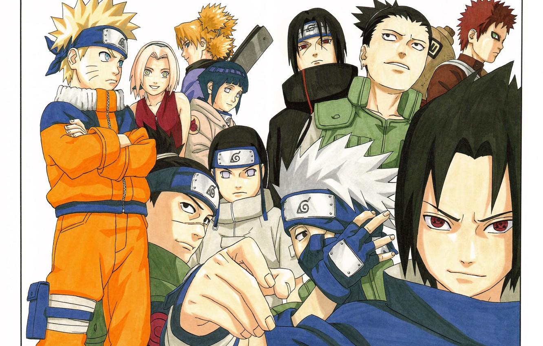 Wallpaper Naruto Sakura Itachi Uchiha Sasuke Uchiha Hinata Kakashi Hatake Gaara Images For Desktop Section Prochee Download