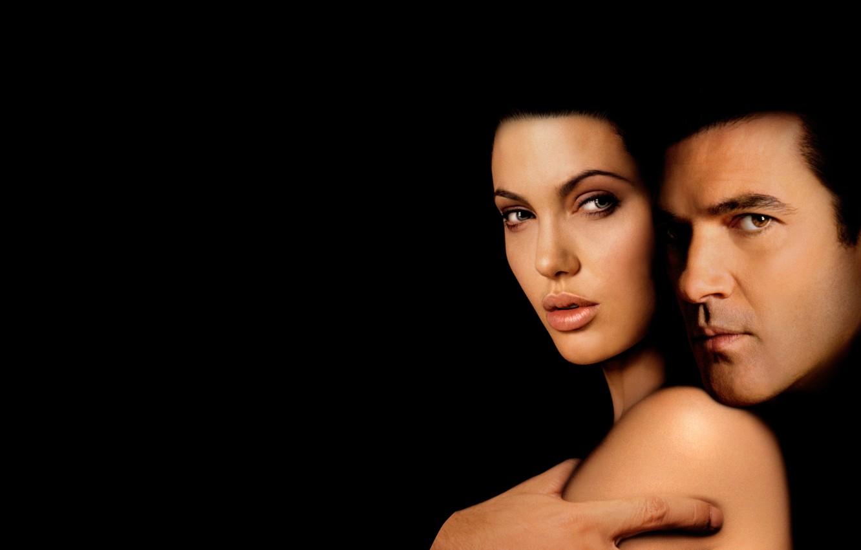 Angelina Jolie Original Sin wallpaper darkness, the film, angelina jolie, angelina jolie