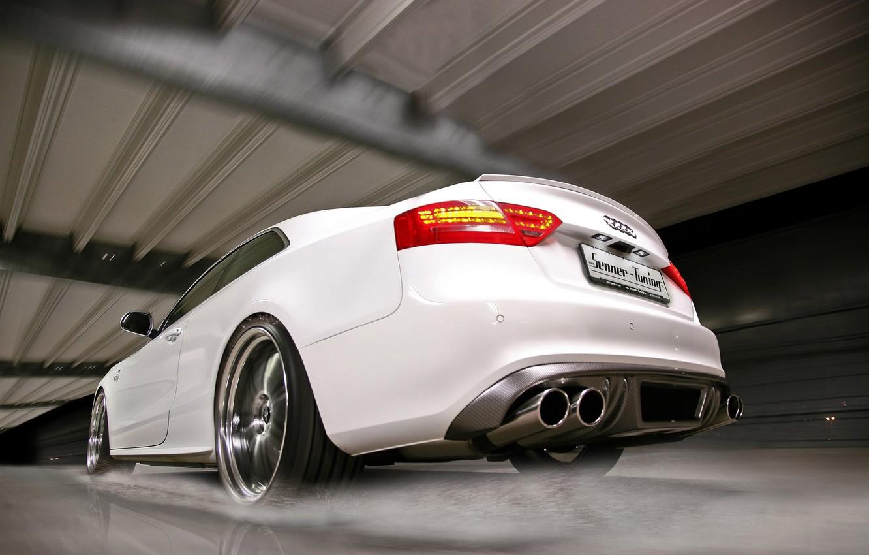 Photo wallpaper white, water, squirt, Audi