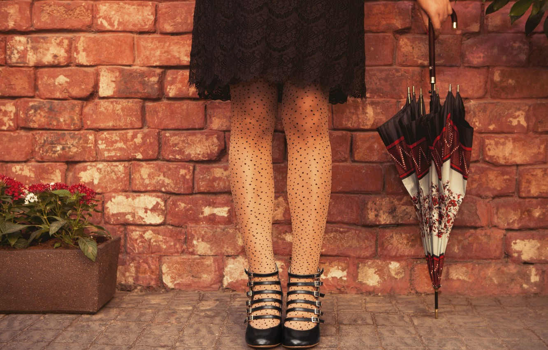 Photo wallpaper girl, flowers, umbrella, background, Wallpaper, feet, mood, umbrella, dress, wallpaper, girl, flowers, umbrella, widescreen, background, …
