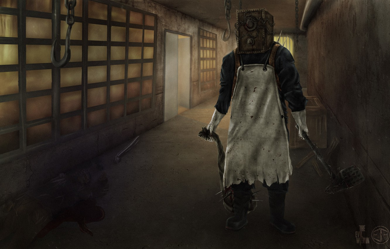 Wallpaper Art, Bethesda Softworks, Tango Gameworks, The Evil Within