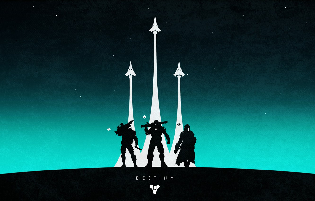 activision poster  Wallpaper destiny, the game, Bungie, art, guardians, poster ...