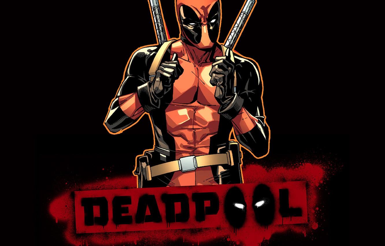 Wallpaper The Game Deadpool Marvel Deadpool Game Wade Wilson