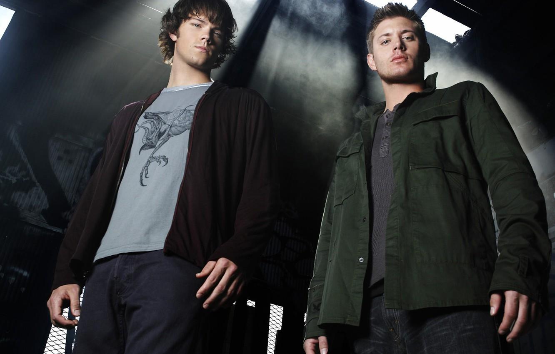 Wallpaper Guys Actors Brothers Men Supernatural Jensen Ackles