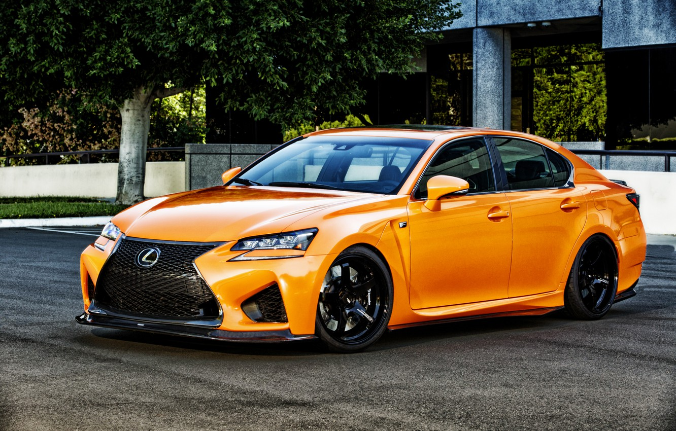 Wallpaper Lexus, sedan, Lexus, GS F images for desktop ...