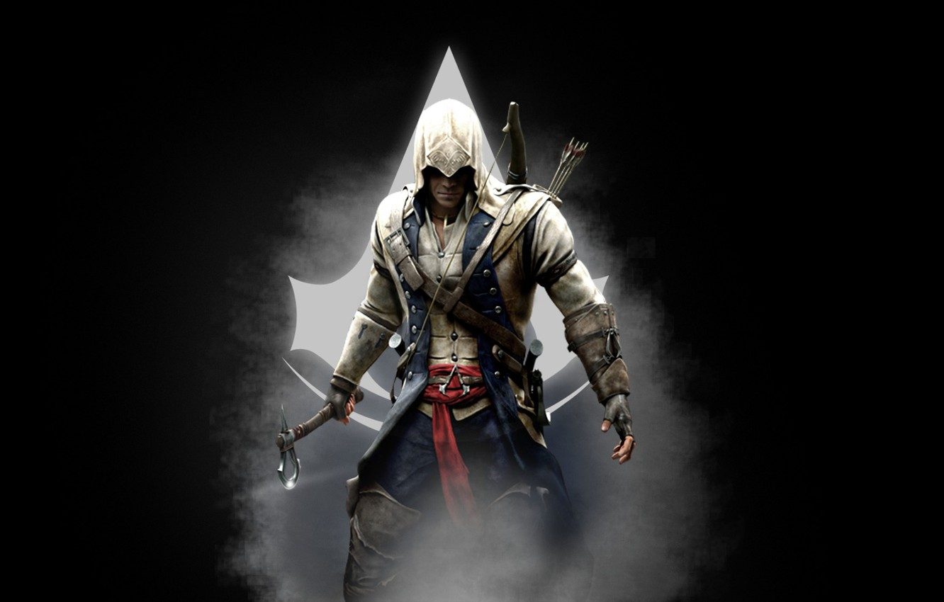 Wallpaper Assassin S Creed Connor Connor Kenway