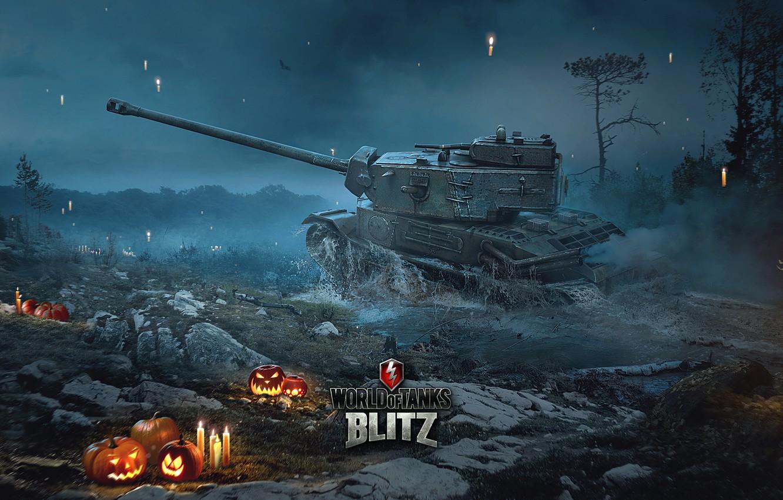 Wallpaper Halloween World Of Tanks World Of Tanks