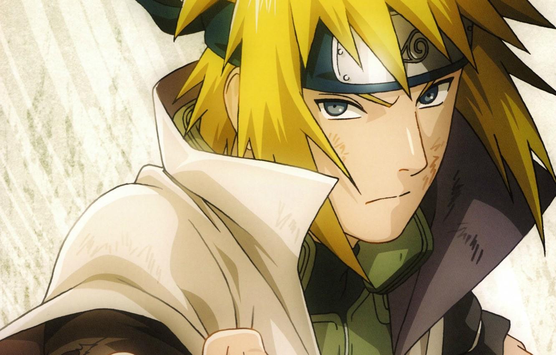 Wallpaper Portrait Headband Naruto Fist Dad Ninja