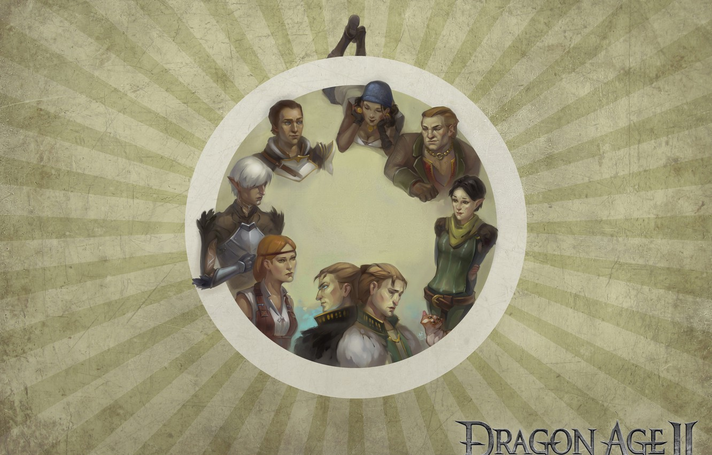 Wallpaper Dragon Age 2 Bioware Elf Fenris Sebastian Vael