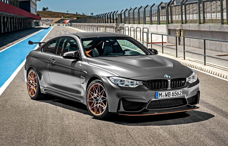 Photo wallpaper BMW, coupe, BMW, GTS, F82, 2015