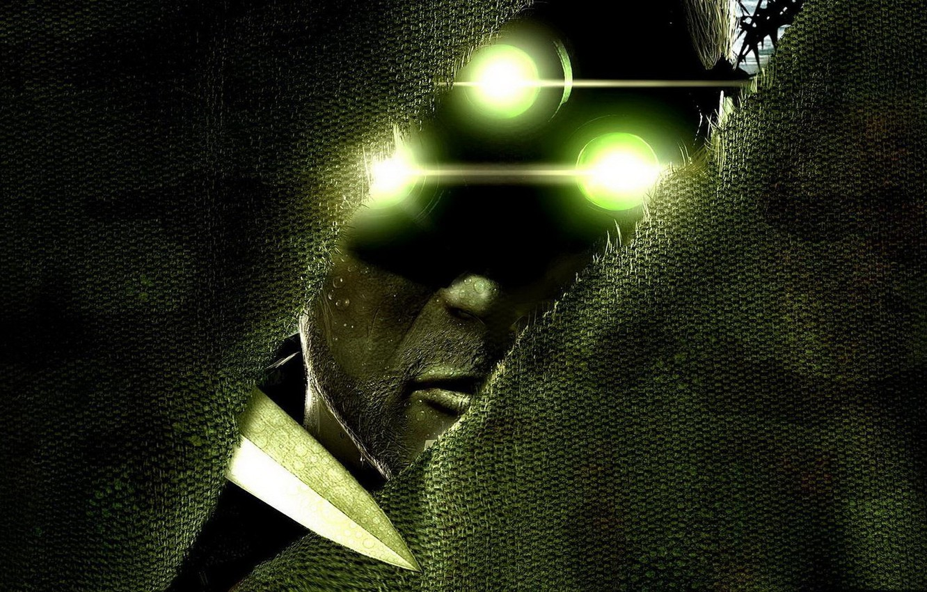 Wallpaper Sam Fisher Splinter Cell Blacklist Edge Of
