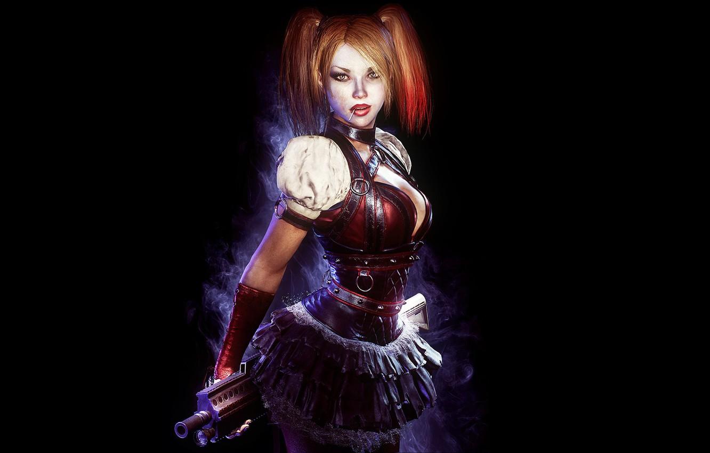 Wallpaper Games Harley Quinn Harley Quinn Batman Arkham Knight