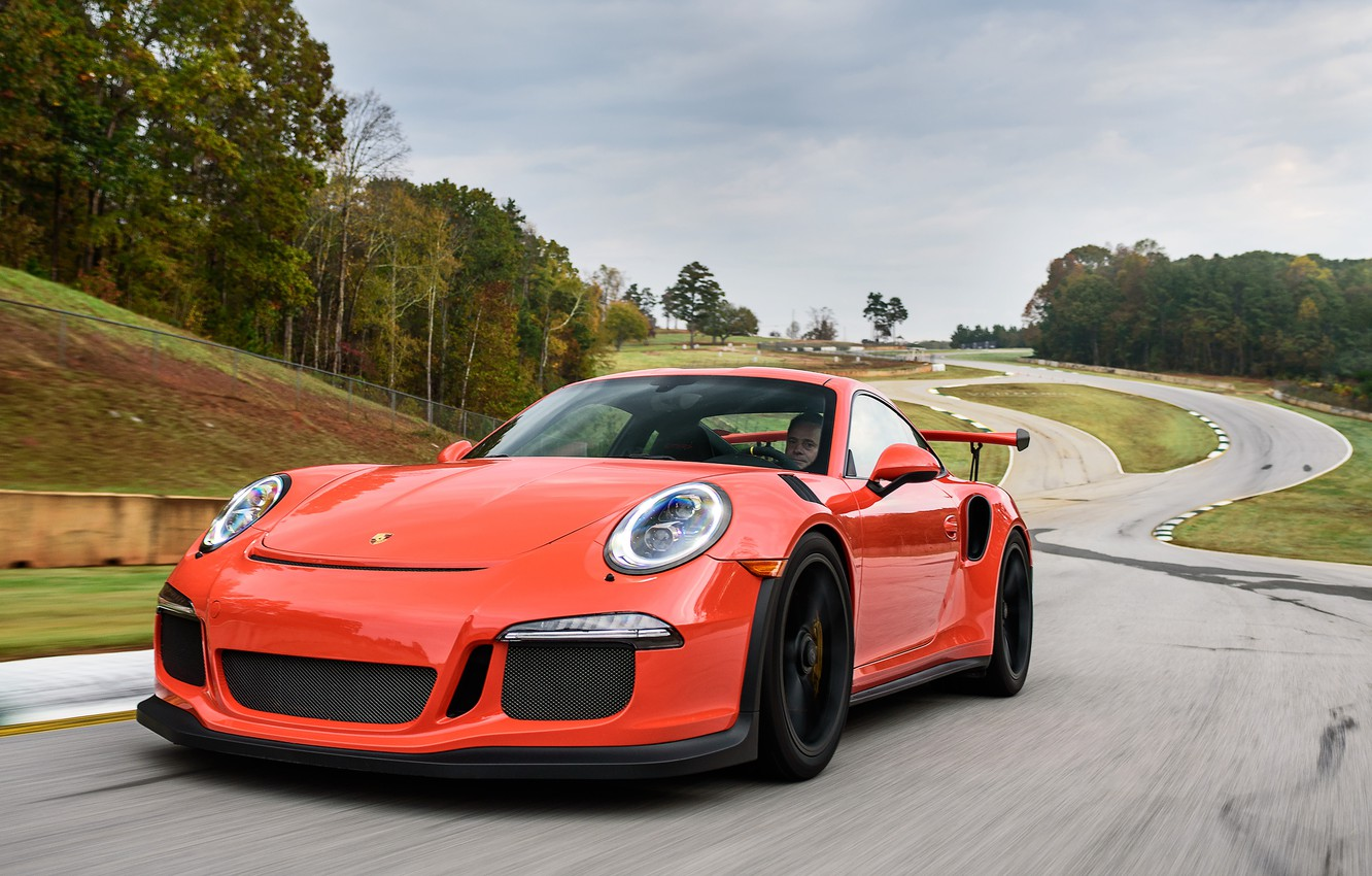 Photo wallpaper coupe, 911, Porsche, Porsche, GT3