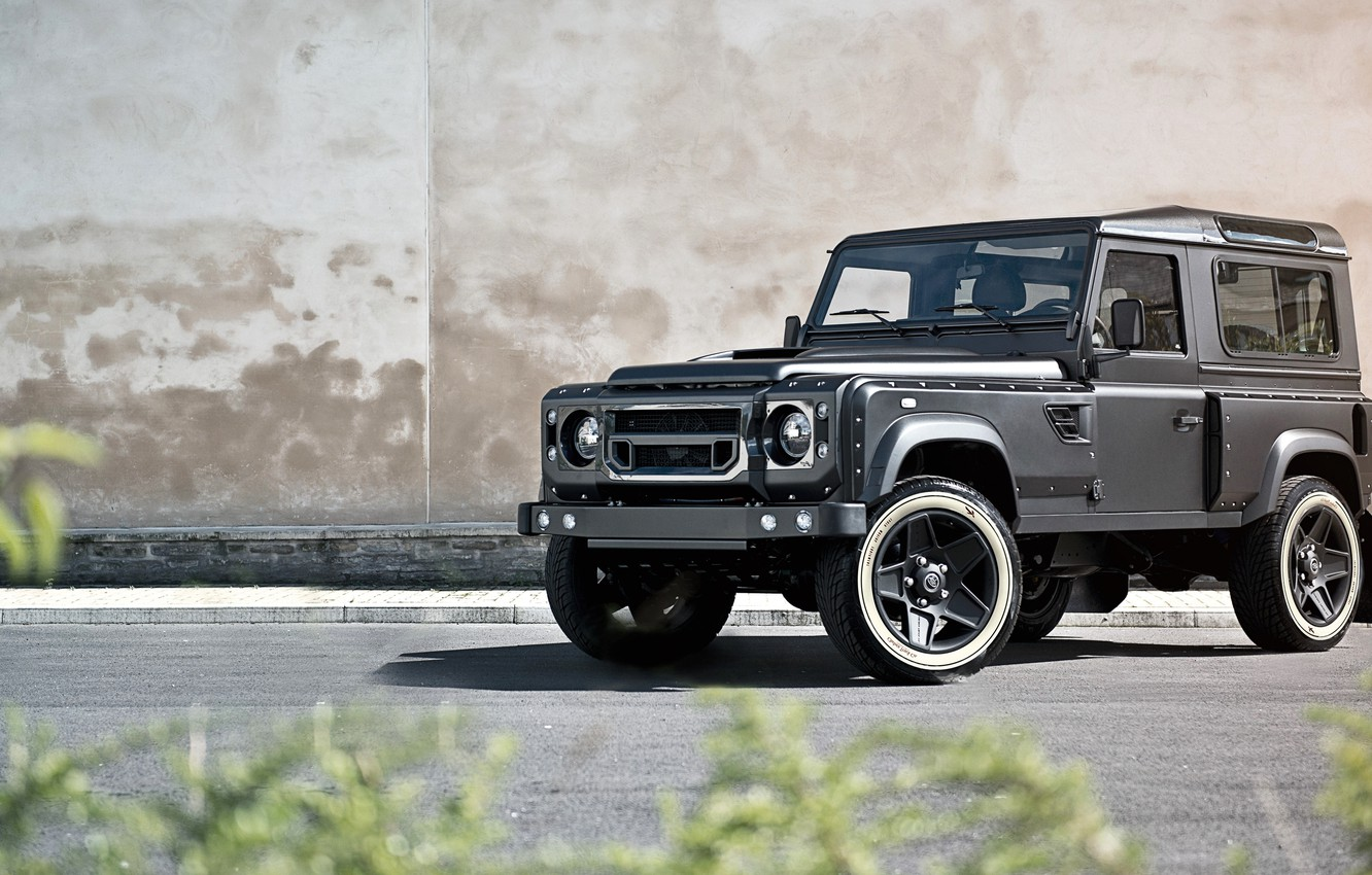 Photo wallpaper tuning, Project Kahn, Land Rover, Chelsea, Defender, land Rover, defender, 2015, Wide Track
