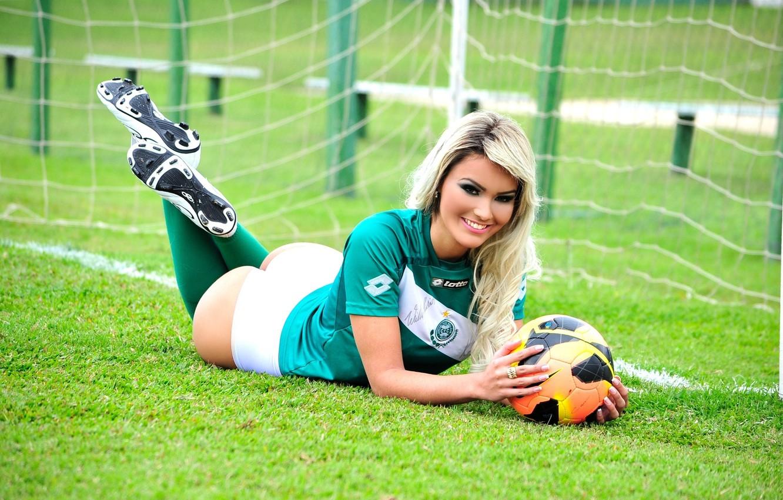 Wallpaper football football soccer sexy athlete jacqueline dos