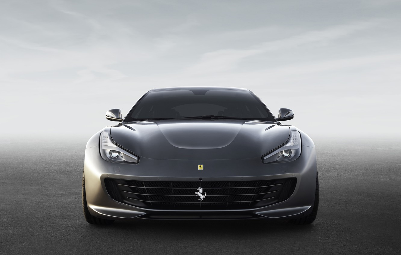 Photo wallpaper Ferrari, 2016, Italian Cars, GTC4Lusso