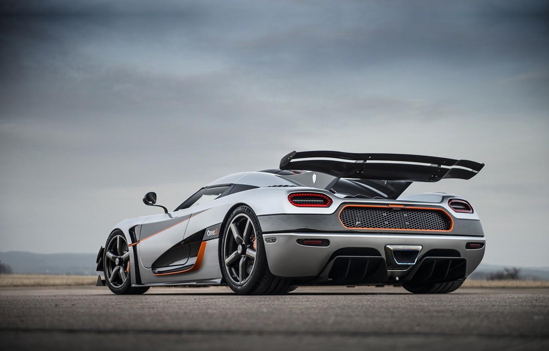 Photo wallpaper Koenigsegg, One, Agera, Supercar