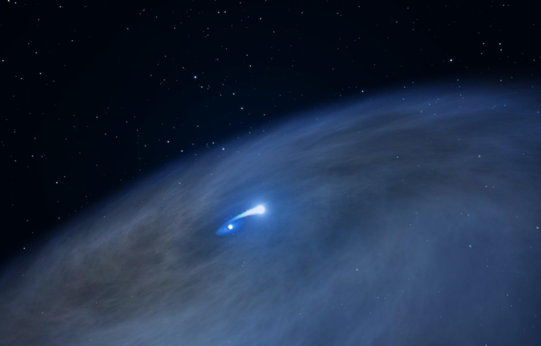 Photo wallpaper space, NASA, evolution, the Hubble telescope, extremely massive stars