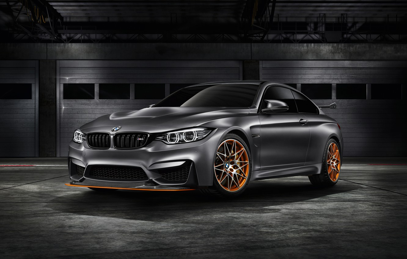 Photo wallpaper Concept, BMW, BMW, the concept, GTS, F82, GTS, 2015