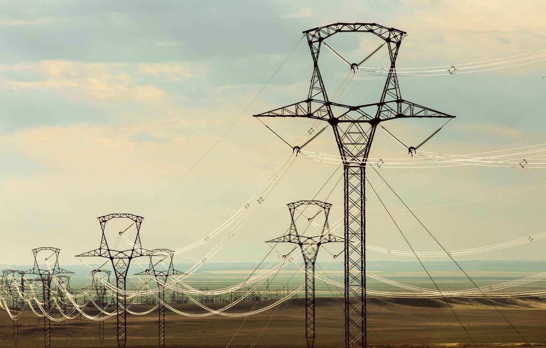 Wallpaper Cables Electricity Transmission Lines High Voltage Images For Desktop Section Pejzazhi Download