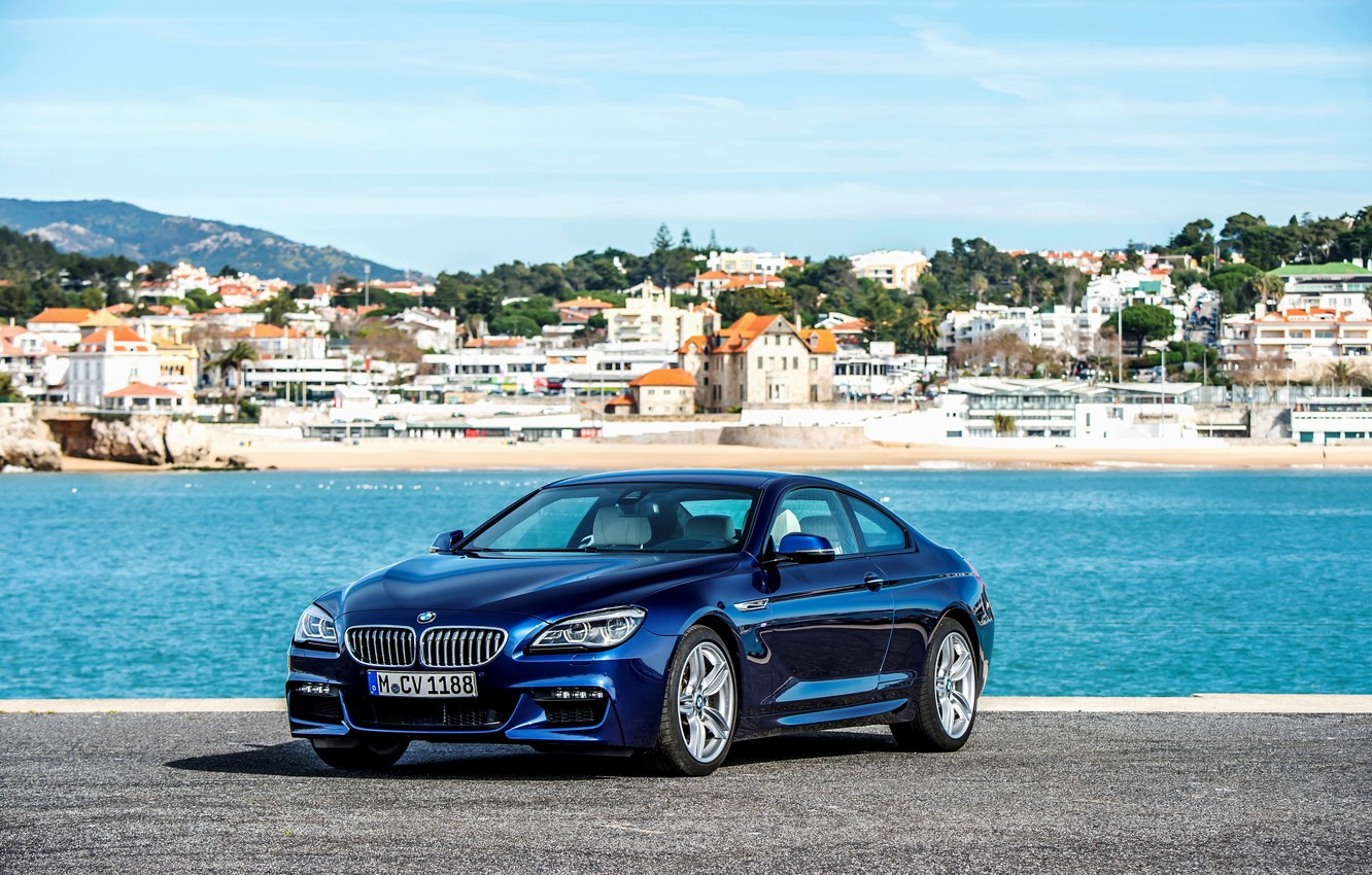 Photo wallpaper BMW, BMW, Coupe, 650i, F13, 2015, Sport Package