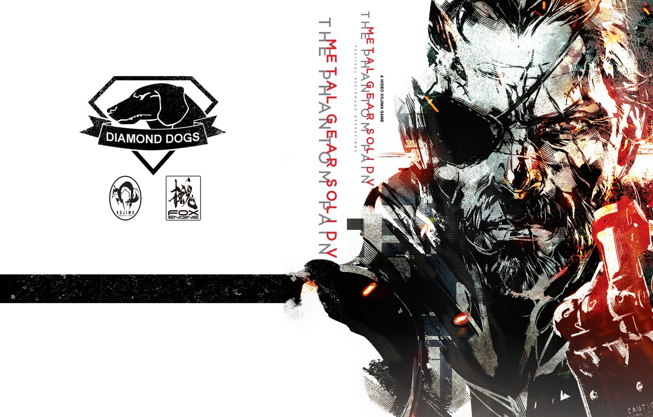Wallpaper Snake Art Konami Kojima Productions Naked