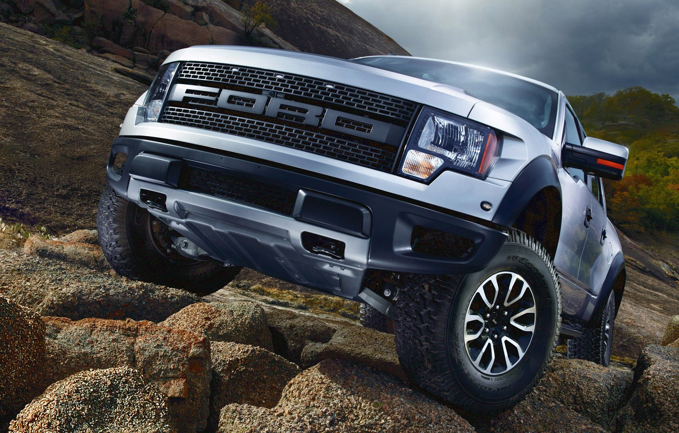 Wallpaper stones, tuning, ford, Ford, raptor, tuning, the