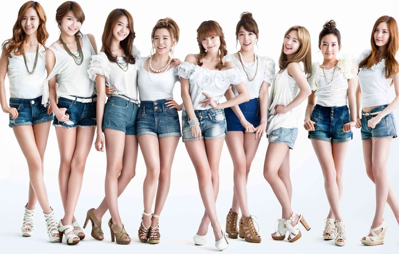 Photo wallpaper music, girls, Asian girls, SNSD, Girls Generation, South Korea, Kpop