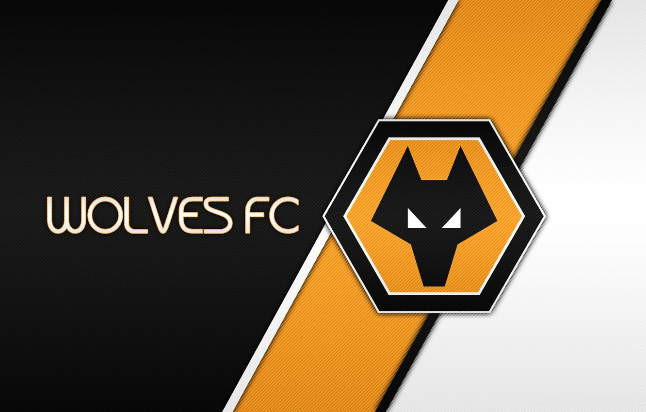 Wallpaper Wallpaper, Sport, Logo, Wolves, Football