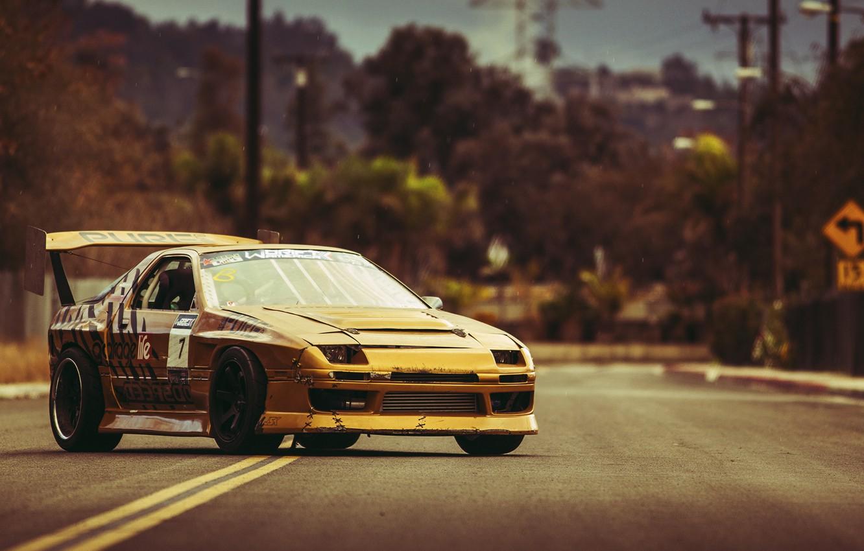 Photo wallpaper mazda, rx7, Mazda