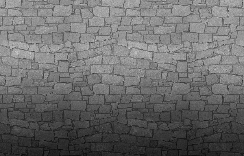 Photo wallpaper grey, wall, stone, texture, wall